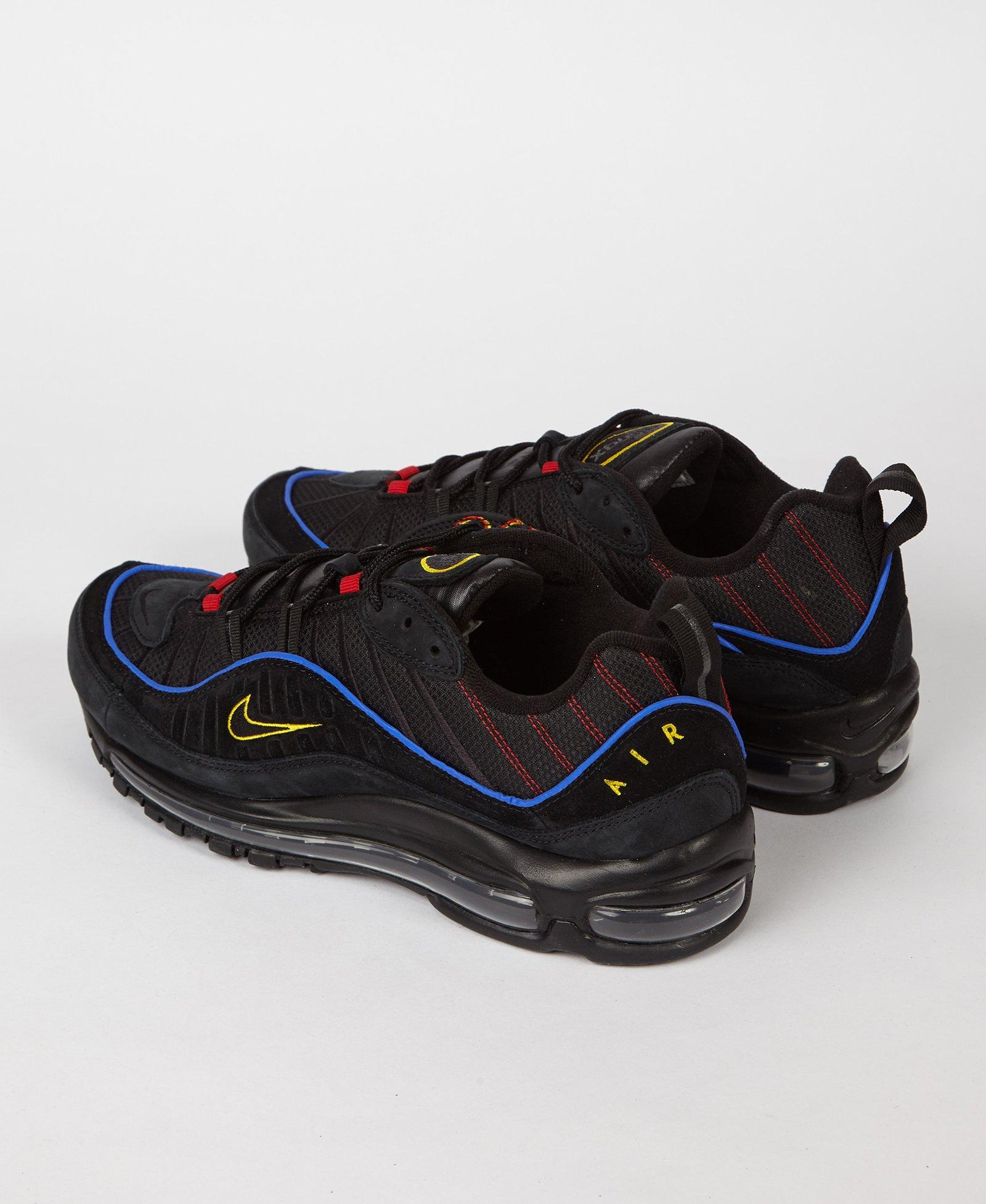 054d7a61e50 Lyst - Nike Air Max 98  amarillo  in Black for Men