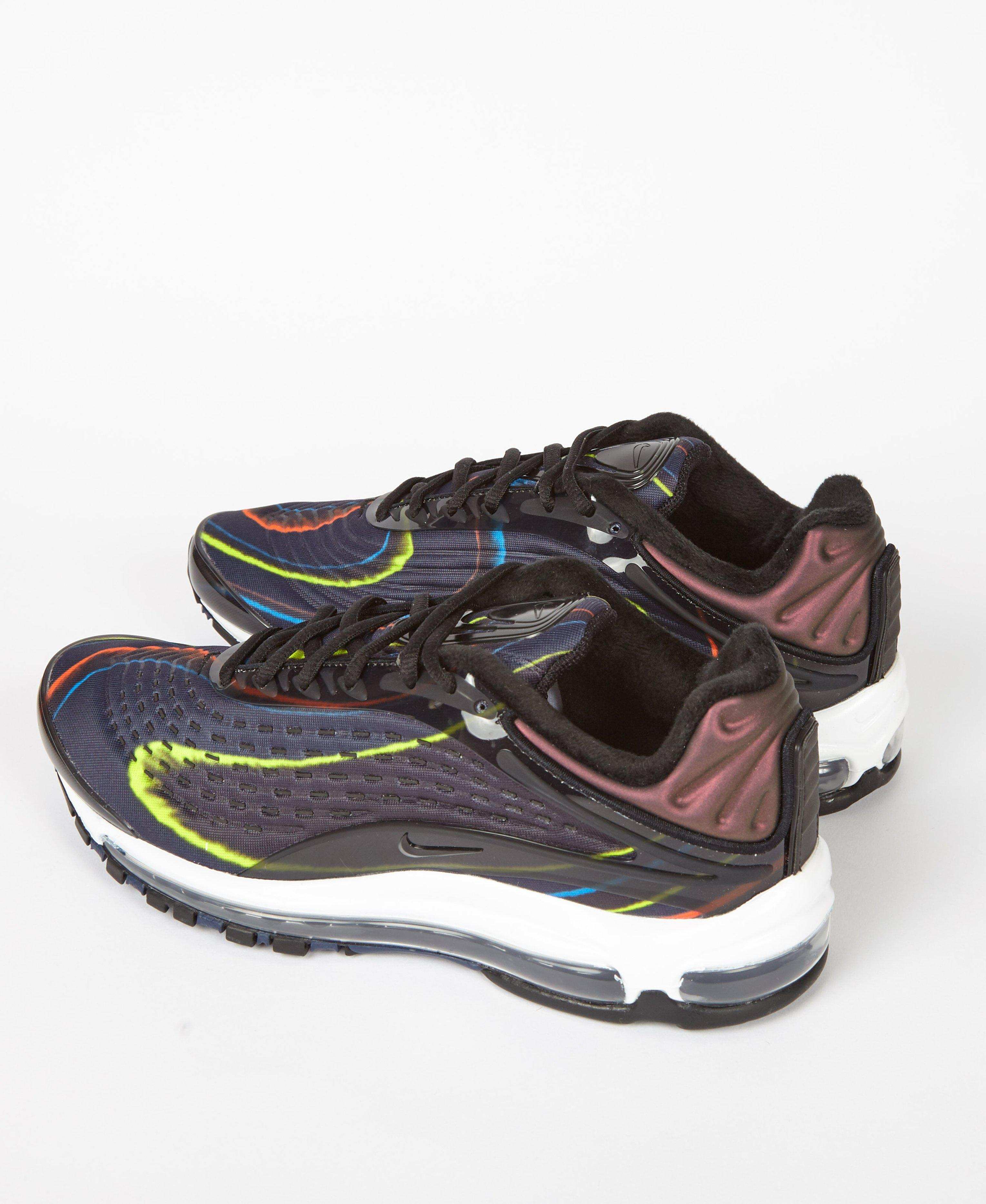 new product 3bbc0 ccc35 Lyst - Nike Air Max Deluxe midnight for Men