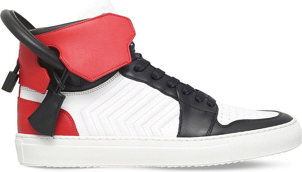 Buscemi Mm Shoes Red