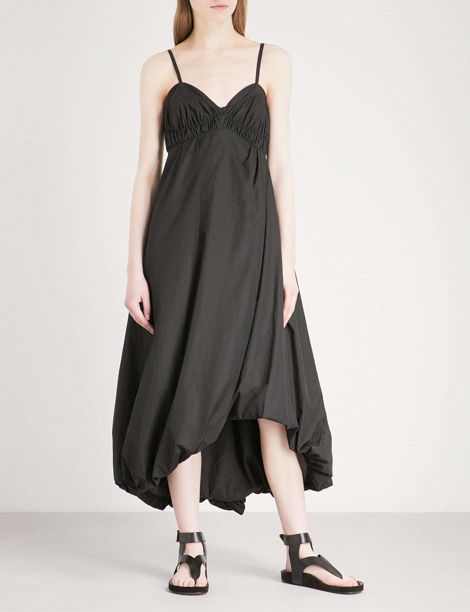 printed flared midi dress - Black 3.1 Phillip Lim bLRrN