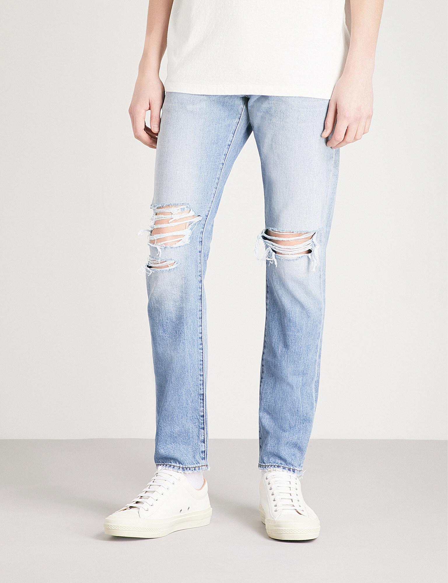Lou slim fit jeans - White NEUW iqlATdC1WH