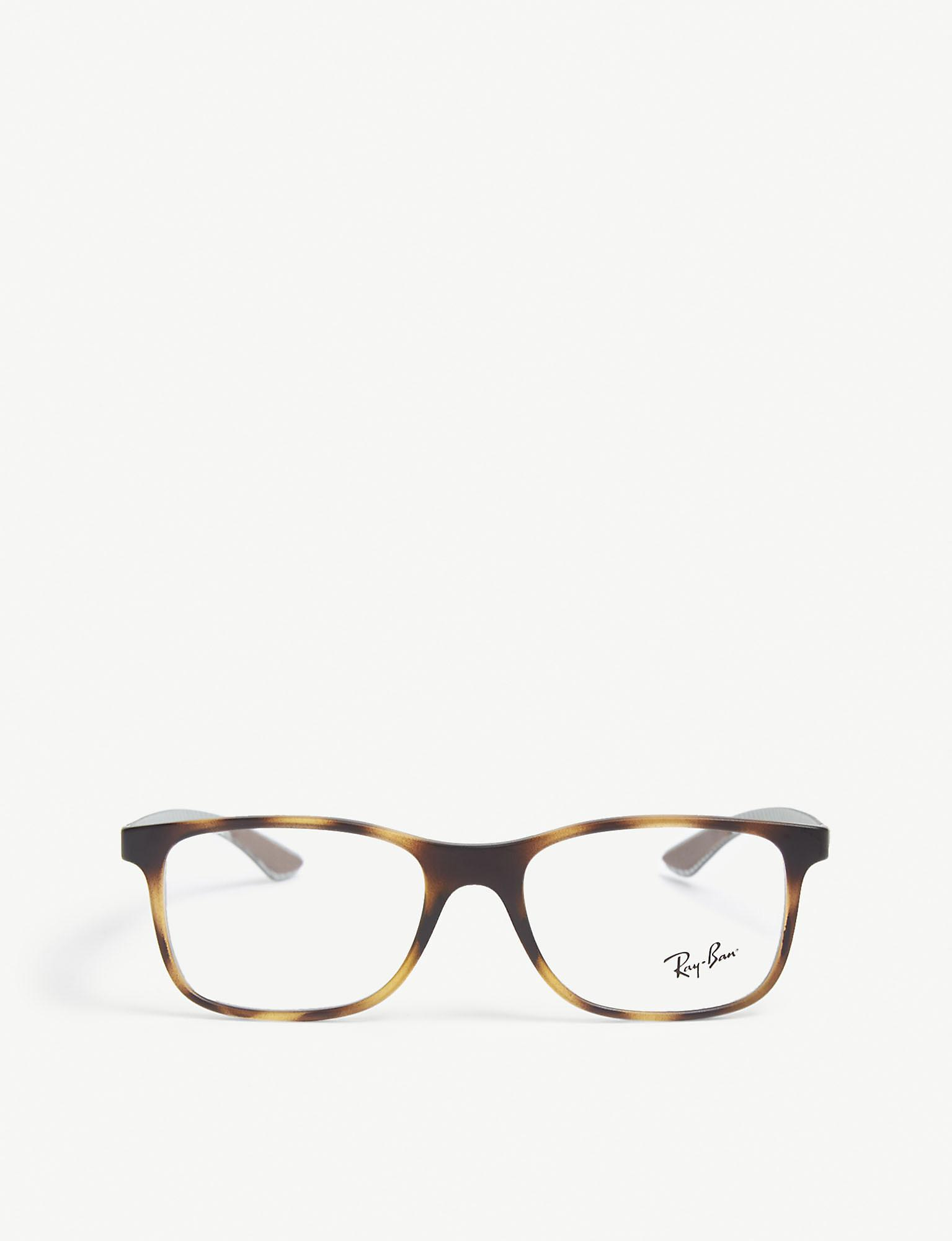 b447239fa902e Ray-Ban. Women s Rb8903 Square-frame Glasses