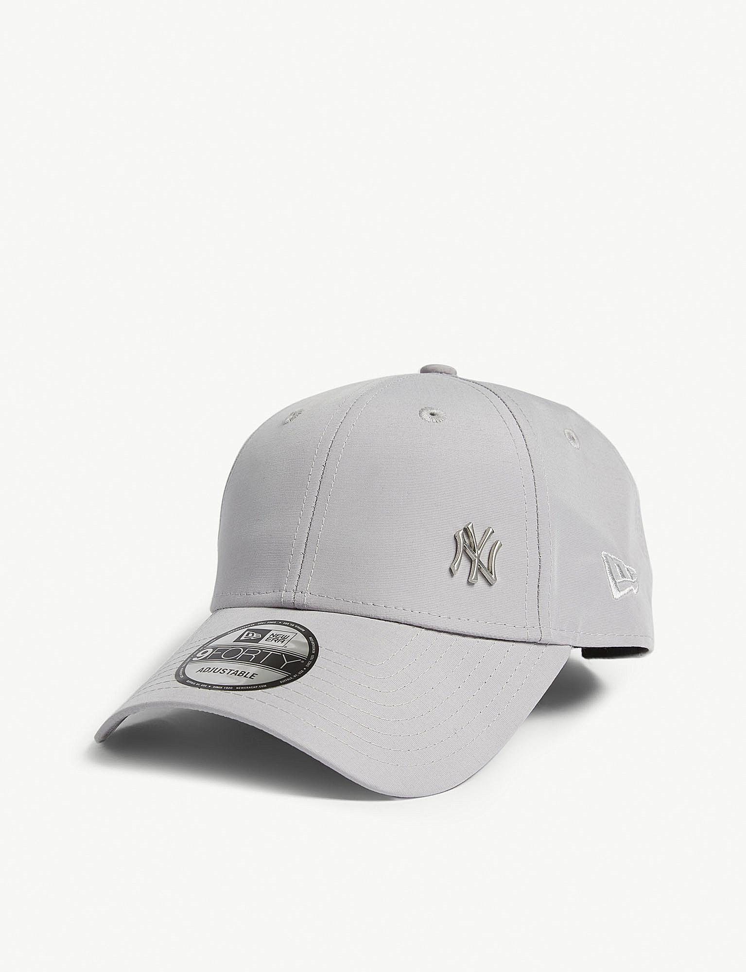 b5857cdf3c1 Lyst - Ktz New York Yankees 9forty Baseball Cap in Gray for Men
