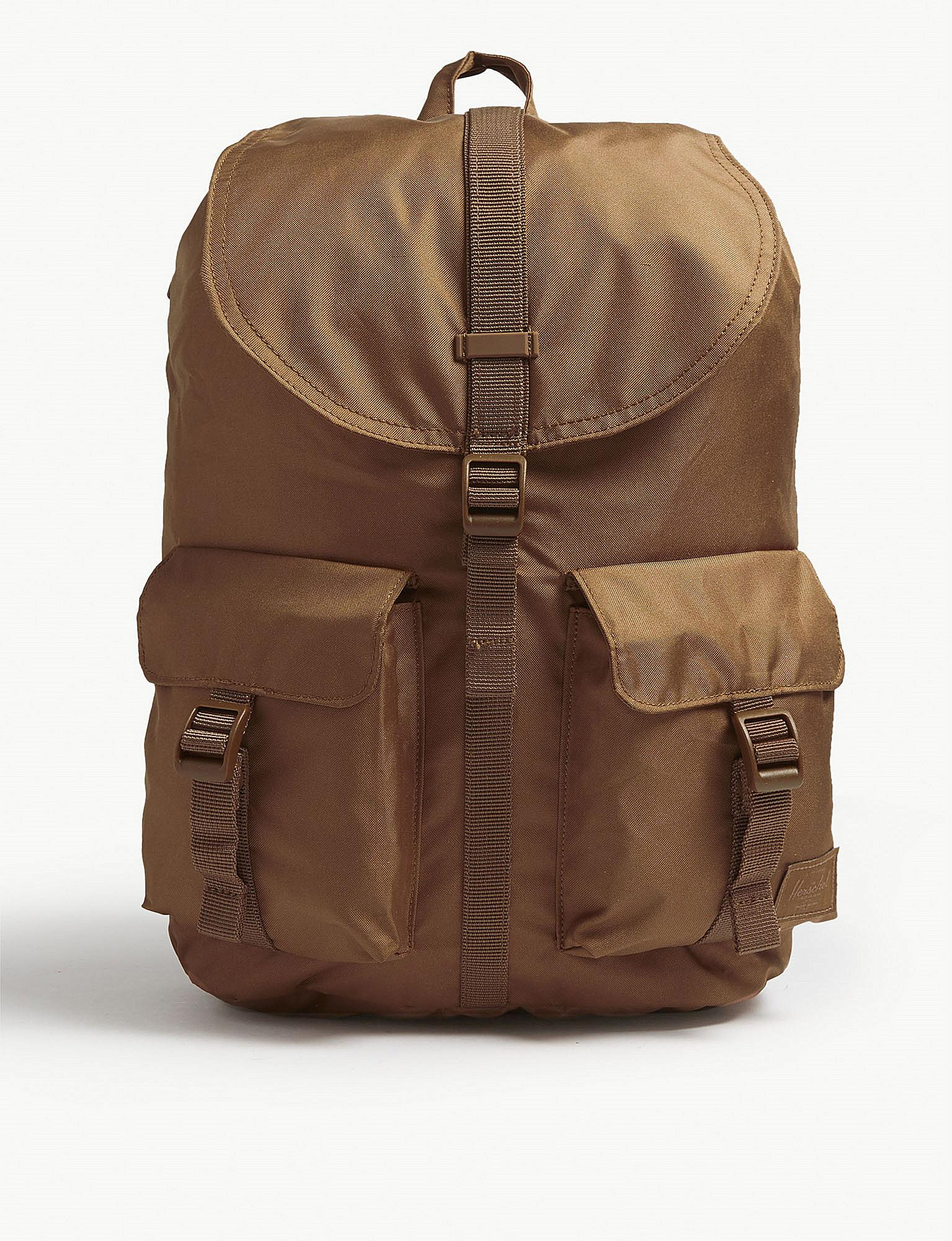 aaba9bde1cde Lyst - Herschel Supply Co. Dawson Light Backpack in Brown for Men