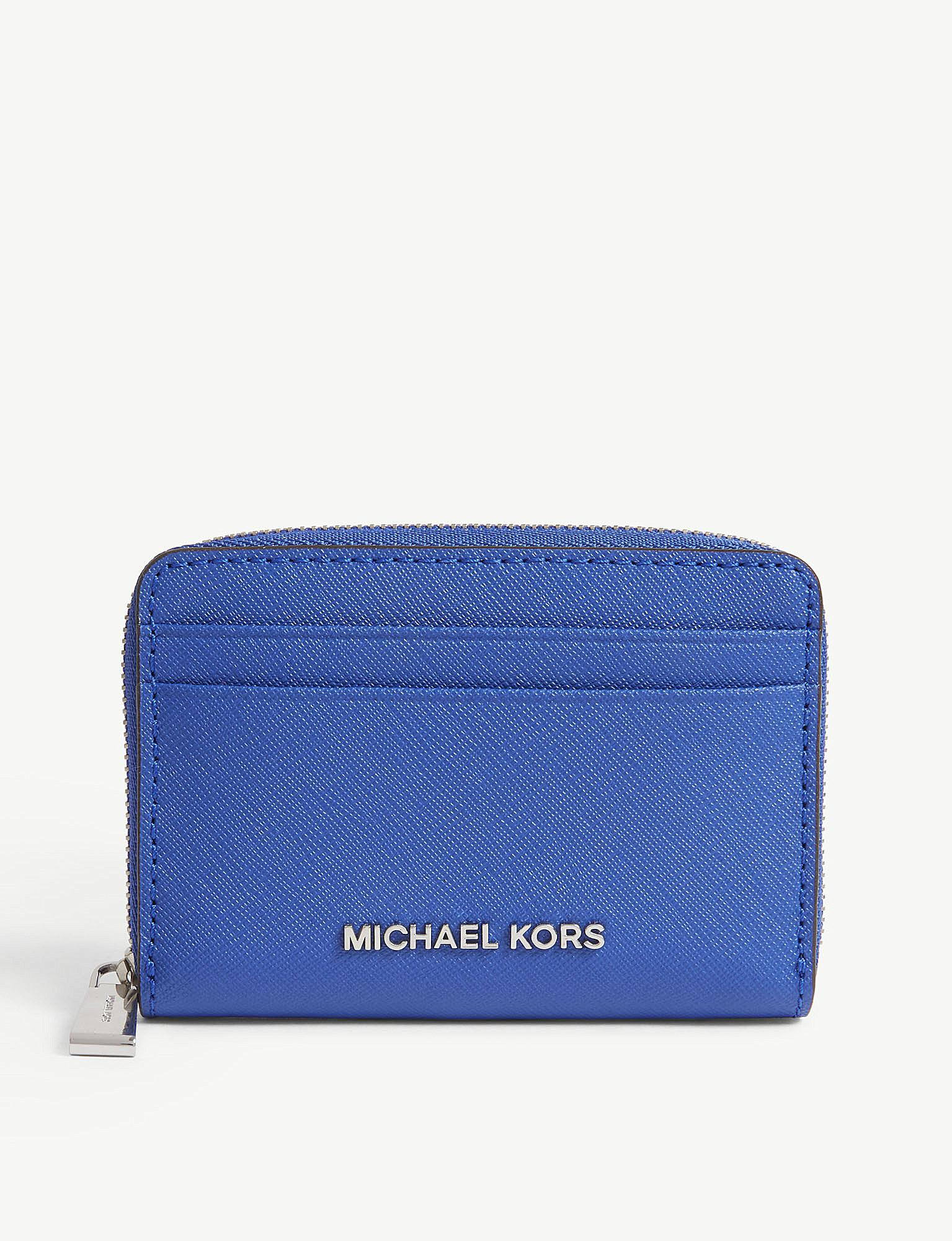 MICHAEL by Michael Kors Money Pieces Black Card Holder Michael Kors fGDafyBDB