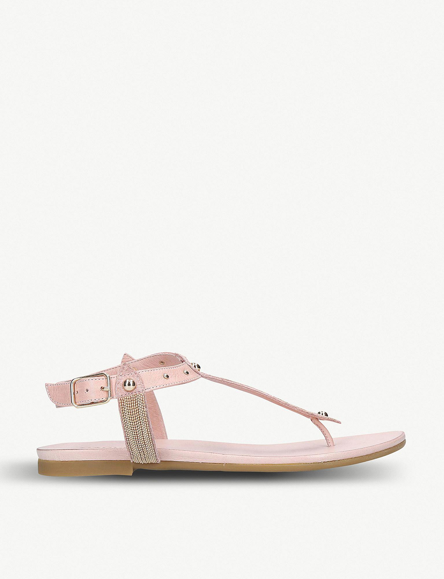 7f0238f49de147 Carvela Kurt Geiger. Women s Koncert Leather Sandals