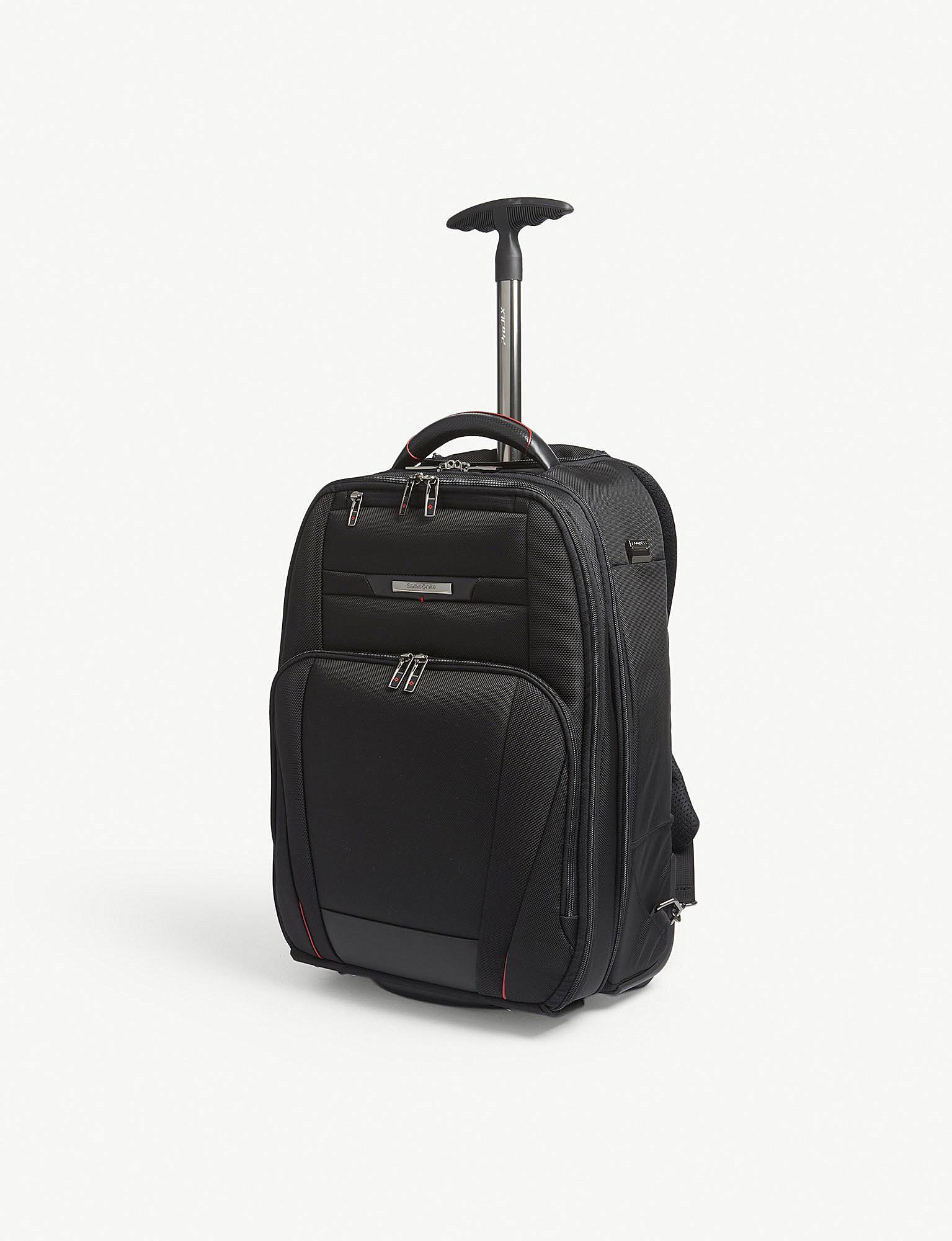5861e18935 Lyst - Samsonite Black Pro Dlx 5 Laptop Backpack in Black for Men