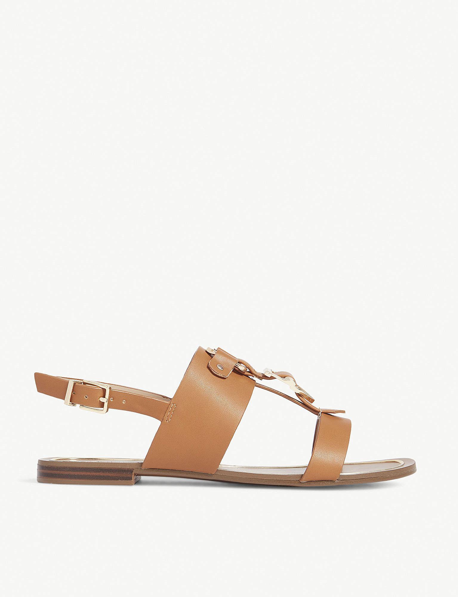 a2ed94b774be33 ALDO. Women s Natural Afiarien Buckle Sandals.  44 From Selfridges