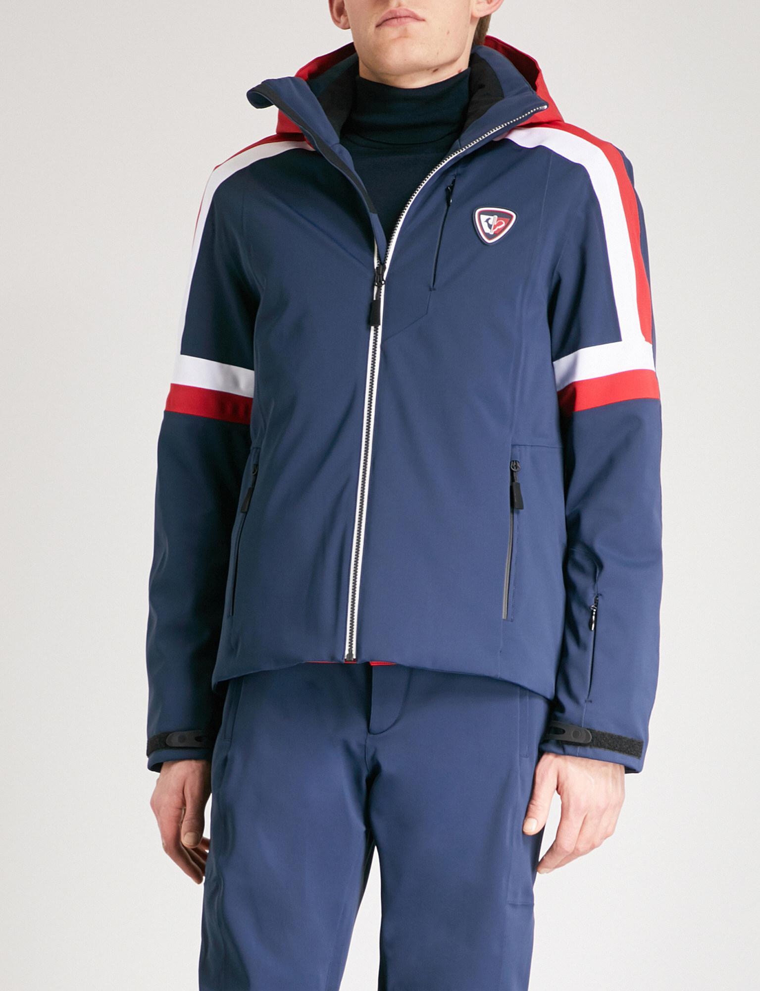 a8f3a8851 Tommy Hilfiger X Rossignol Rogar Ski Jacket in Blue for Men - Lyst