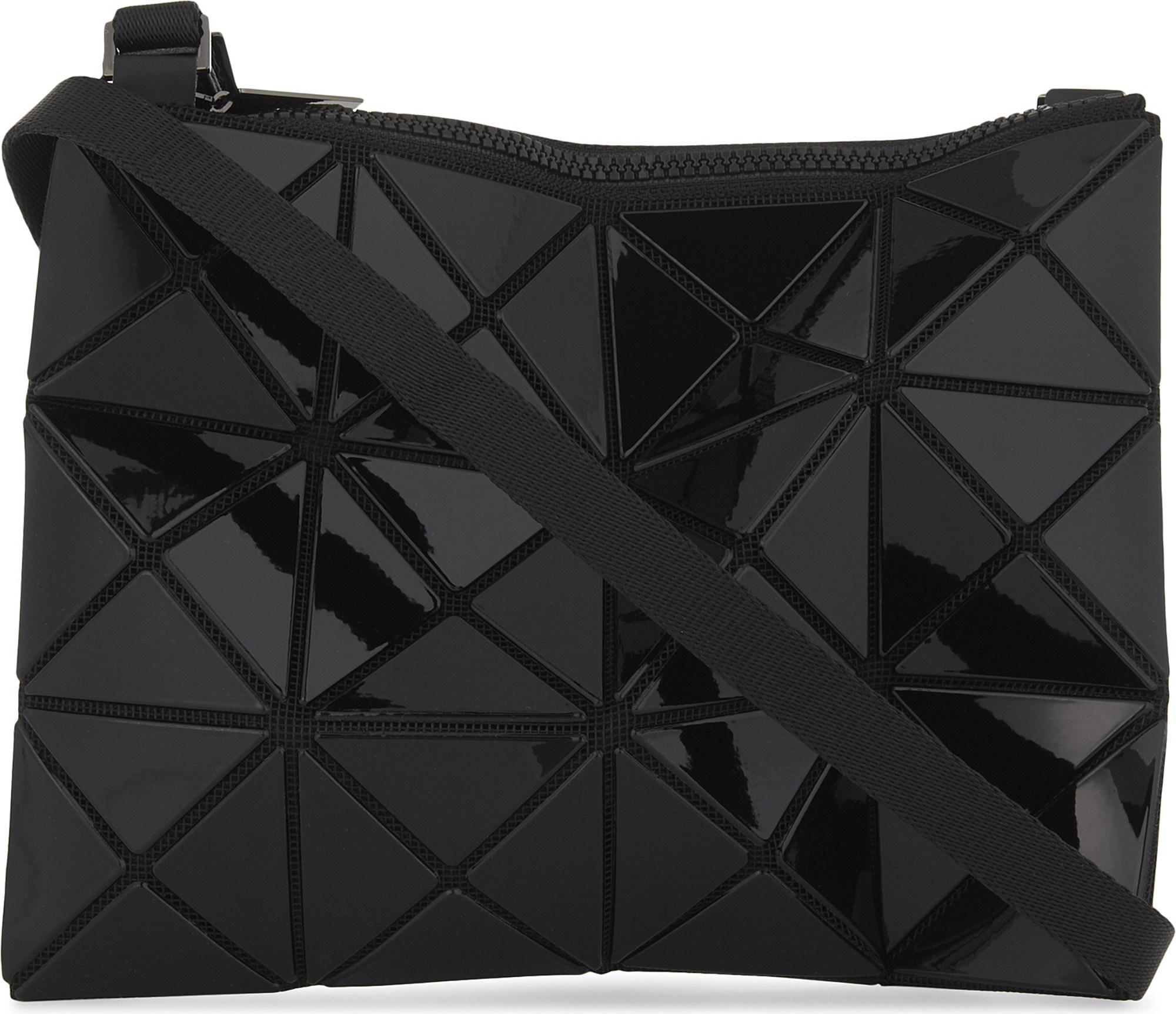 ec3a08f2706e Bao Bao Issey Miyake Lucent Cross-body Bag in Black - Lyst
