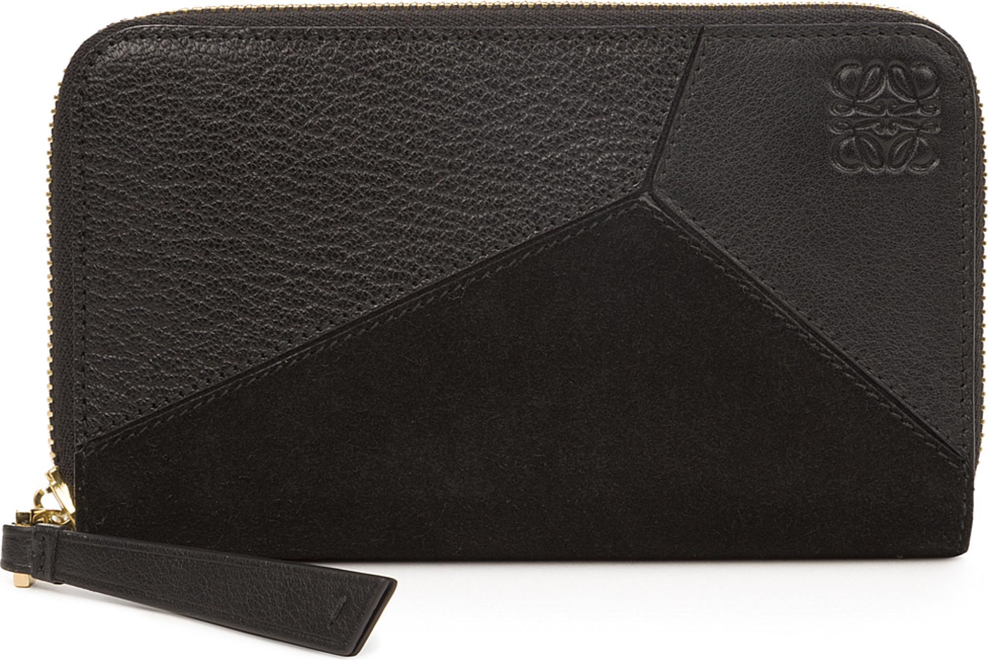 Medium Zip Around Wallet Loewe O4Tns