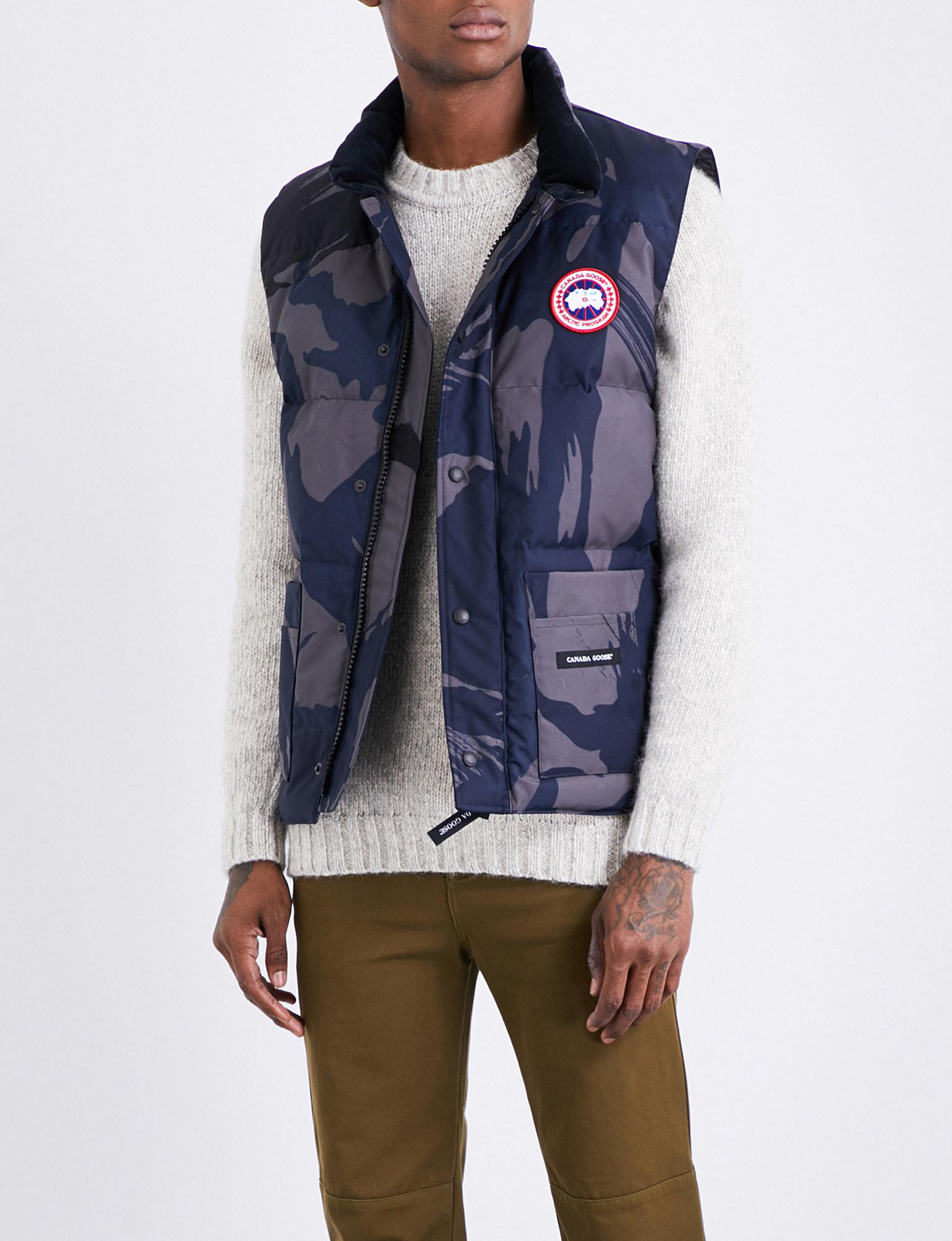 canada goose gilet womens sale