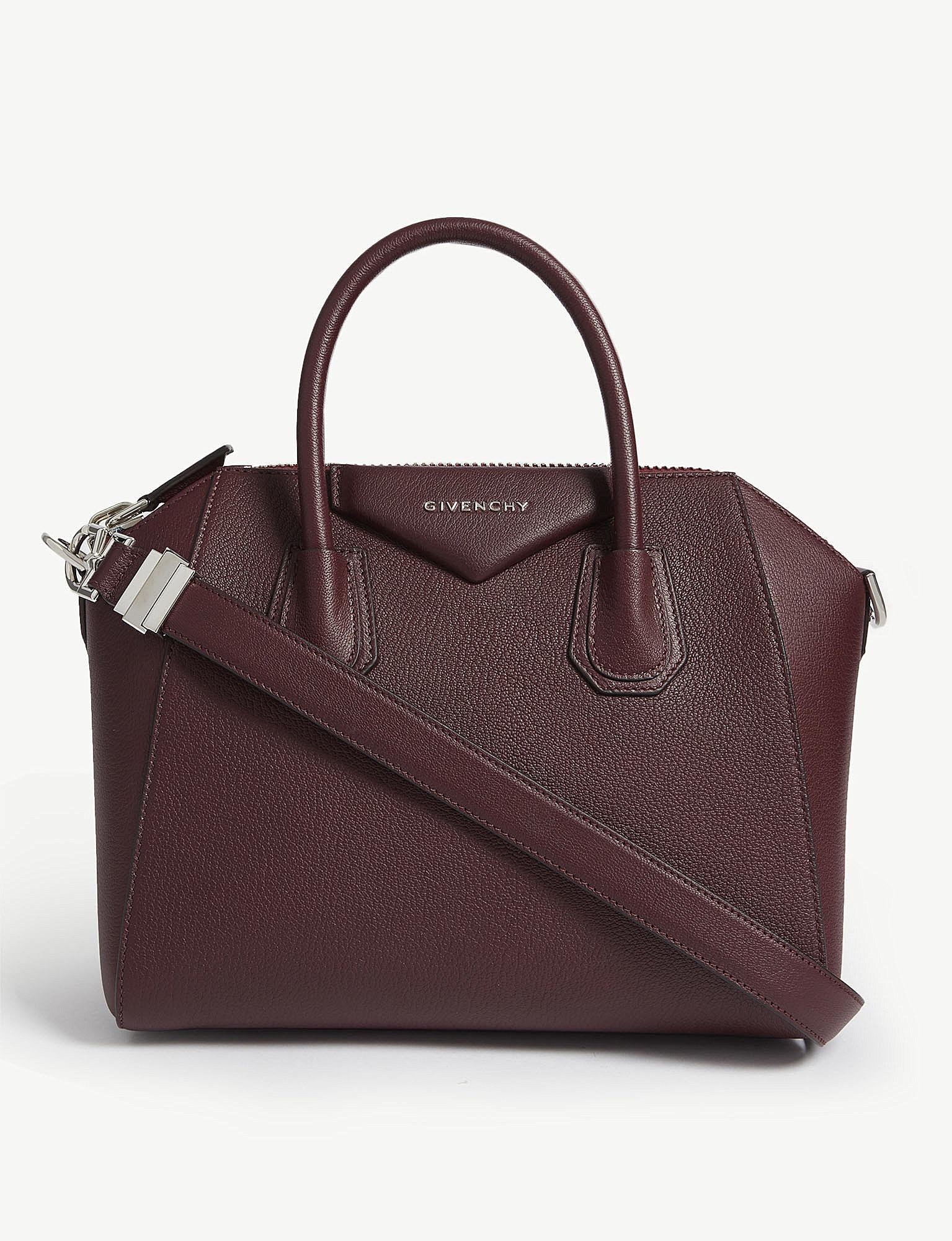 3360390b551 Givenchy - Multicolor Antigona Small Leather Shoulder Bag - Lyst. View  fullscreen
