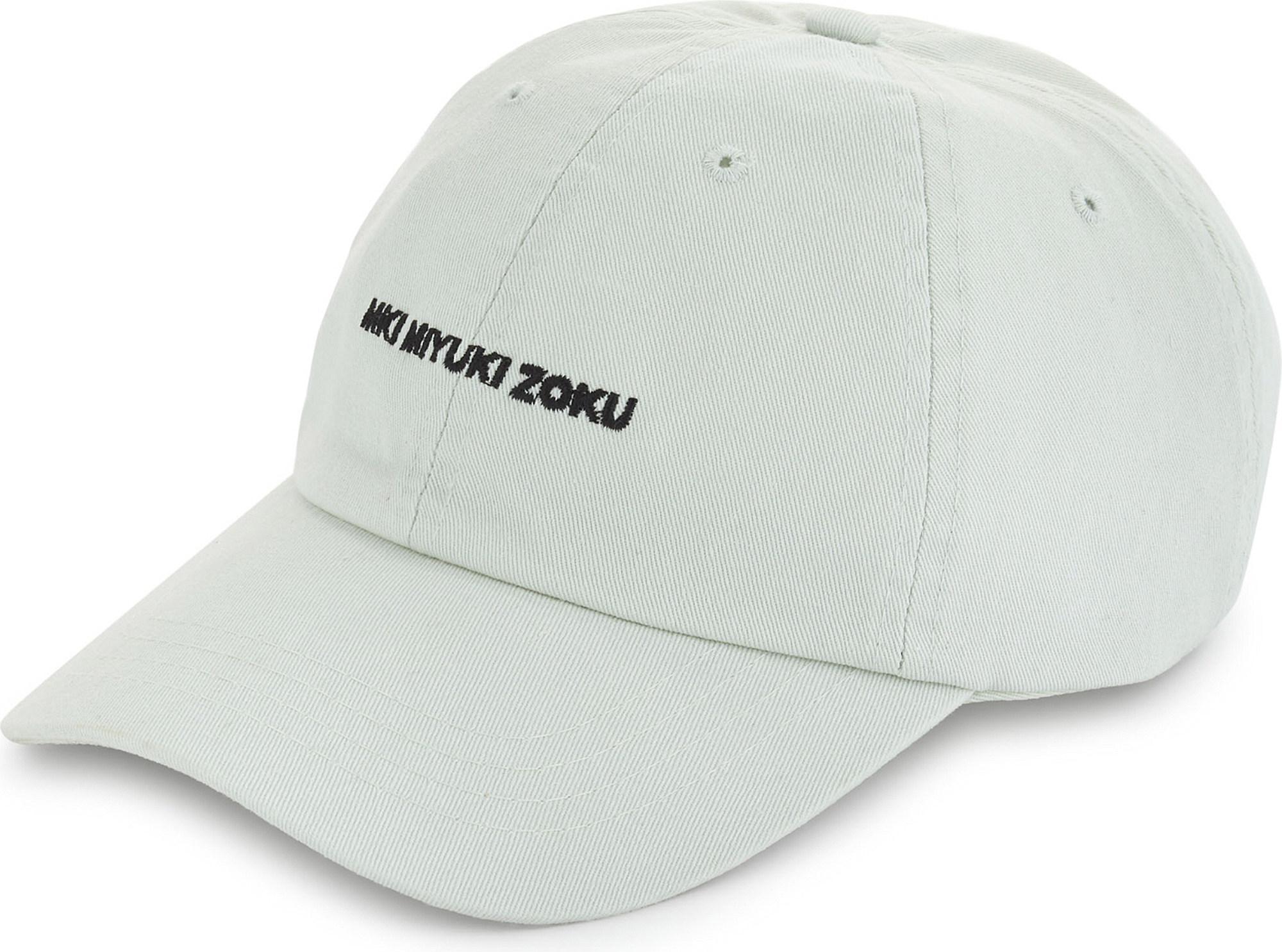 Lyst - MKI Miyuki-Zoku Logo Cotton Cap for Men c80f682a45b2