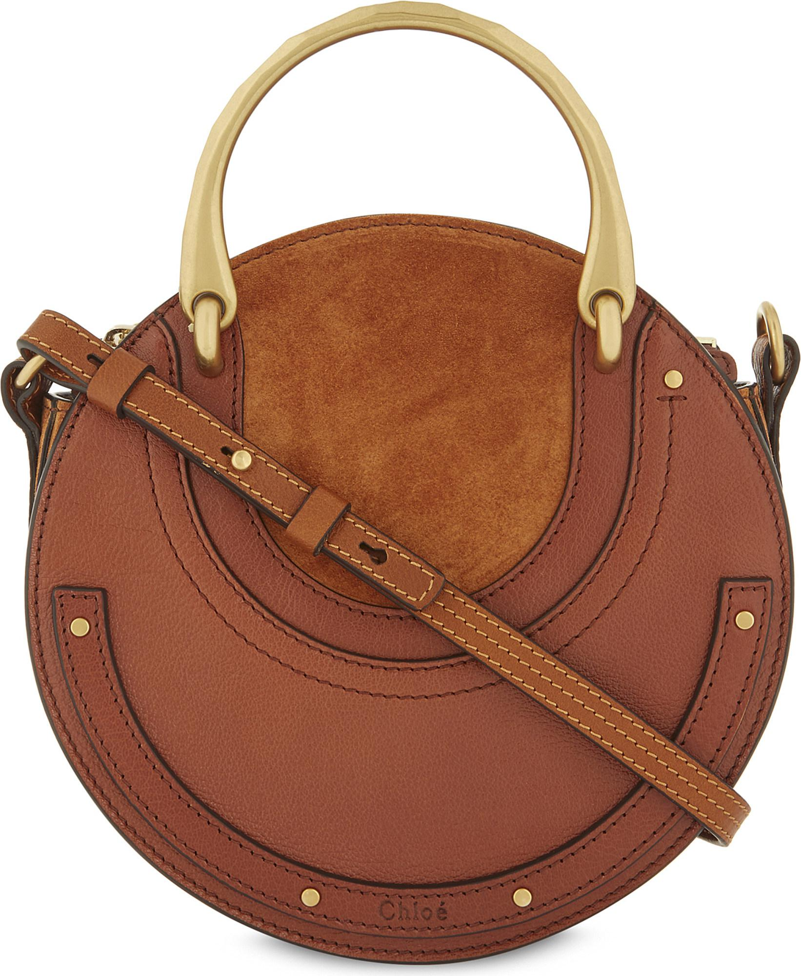 Pixie small bag - Brown Chlo 9g9O9Htbnm
