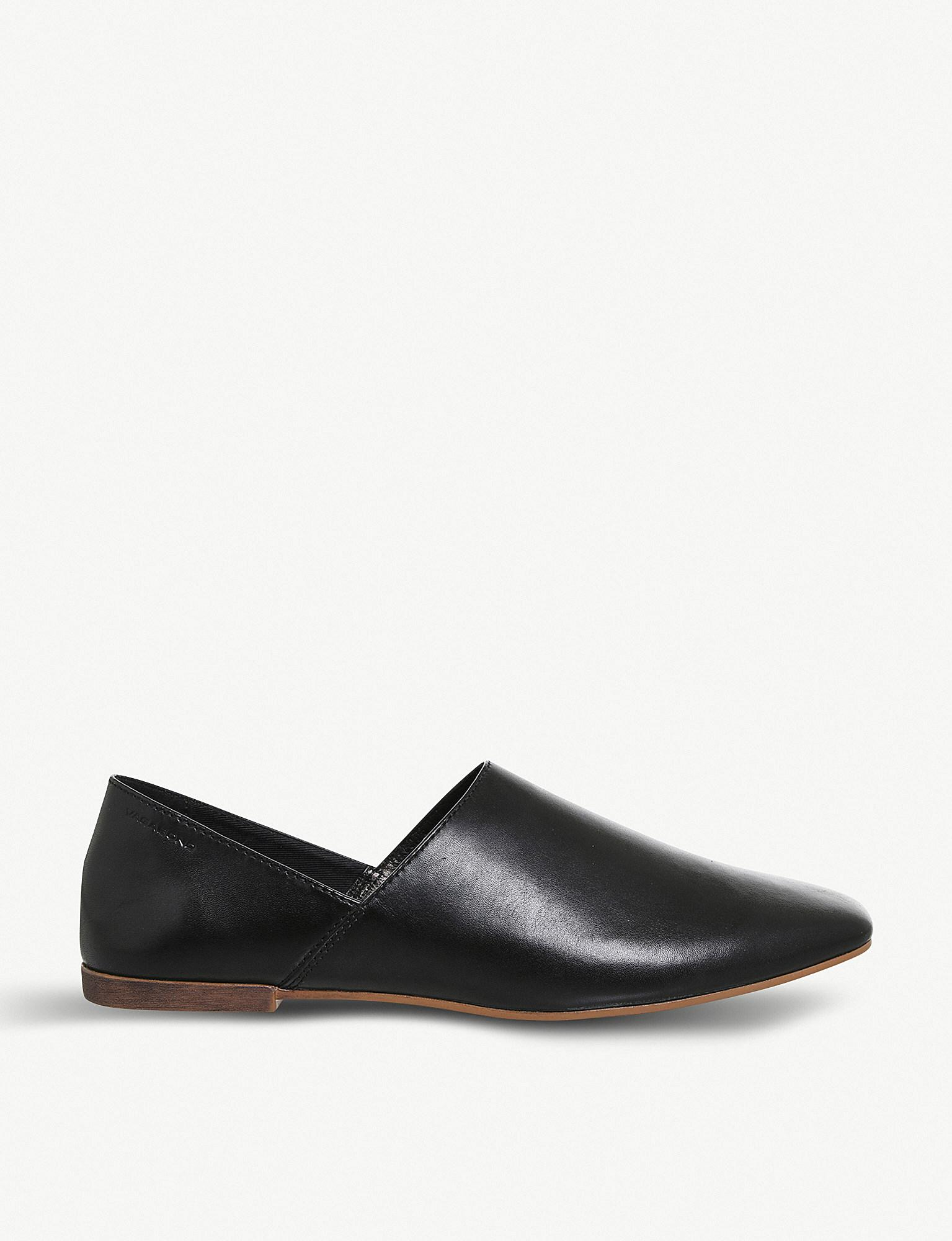 a1f38bf5523 Vagabond Ayden Leather Shoes in Black - Lyst