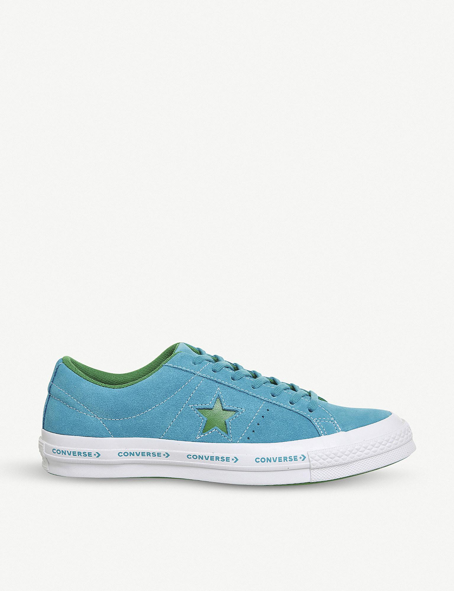 e182fd49812923 Gallery. Previously sold at  Selfridges · Men s Vans Sk8 Mid Men s Converse  One Star ...