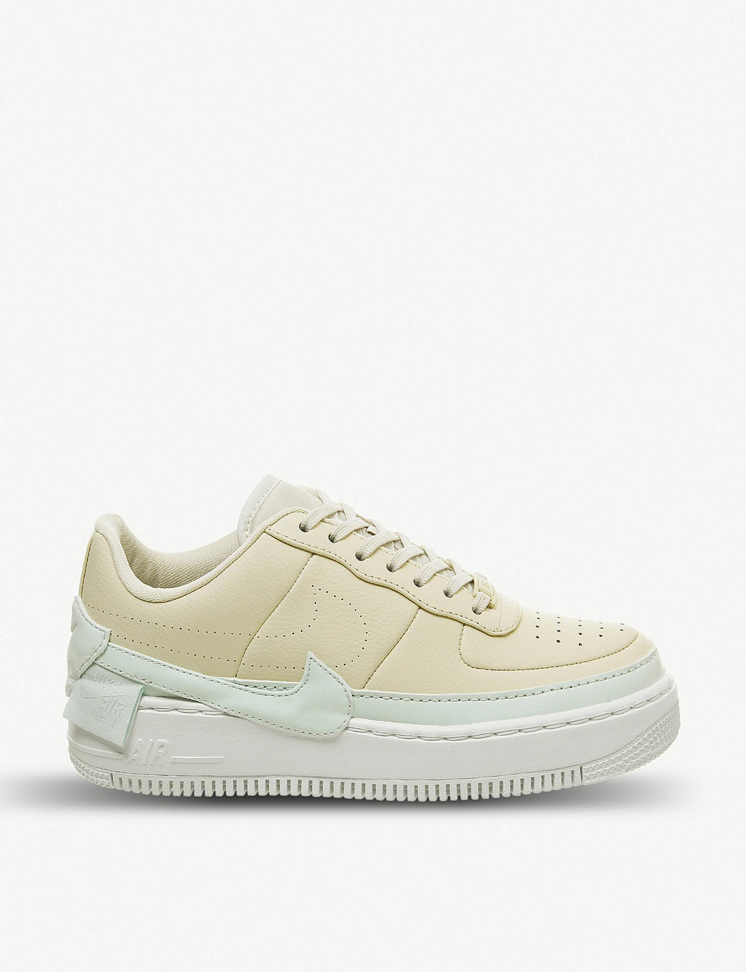 Nike Air Force 1 Jester Xx Leather Trainers for Men - Lyst 96ff685da
