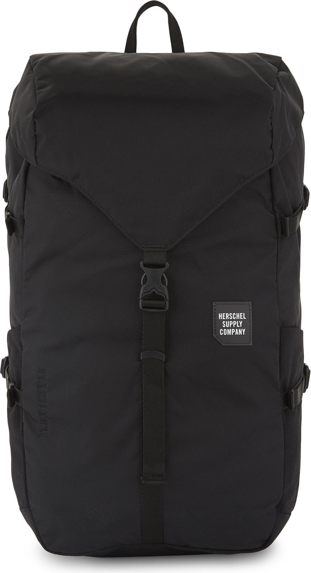 Lyst - Herschel Supply Co. Trail Barlow Large Cordura® Backpack in ... 5ed5995ae4e18