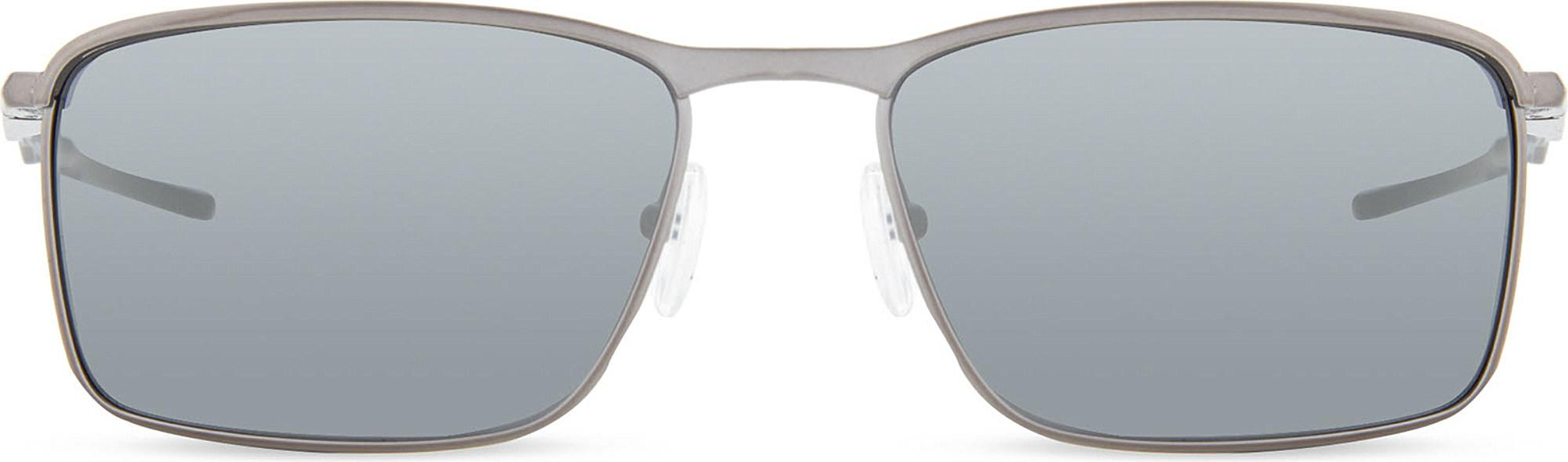 4090c497b1a Lyst - Oakley Oo4106 Conductor 6 Sunglasses in Gray for Men