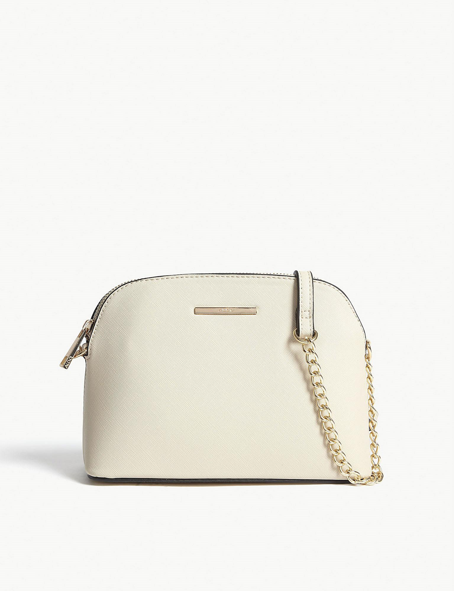 Lyst - ALDO Elroodie Cross-body Bag in Natural 28070100d9e11