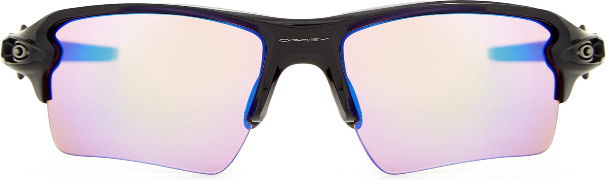 b98a1af9b97 Lyst - Oakley Oo9188 Flak 2.0 Xl Square-frame Sunglasses in Black ...