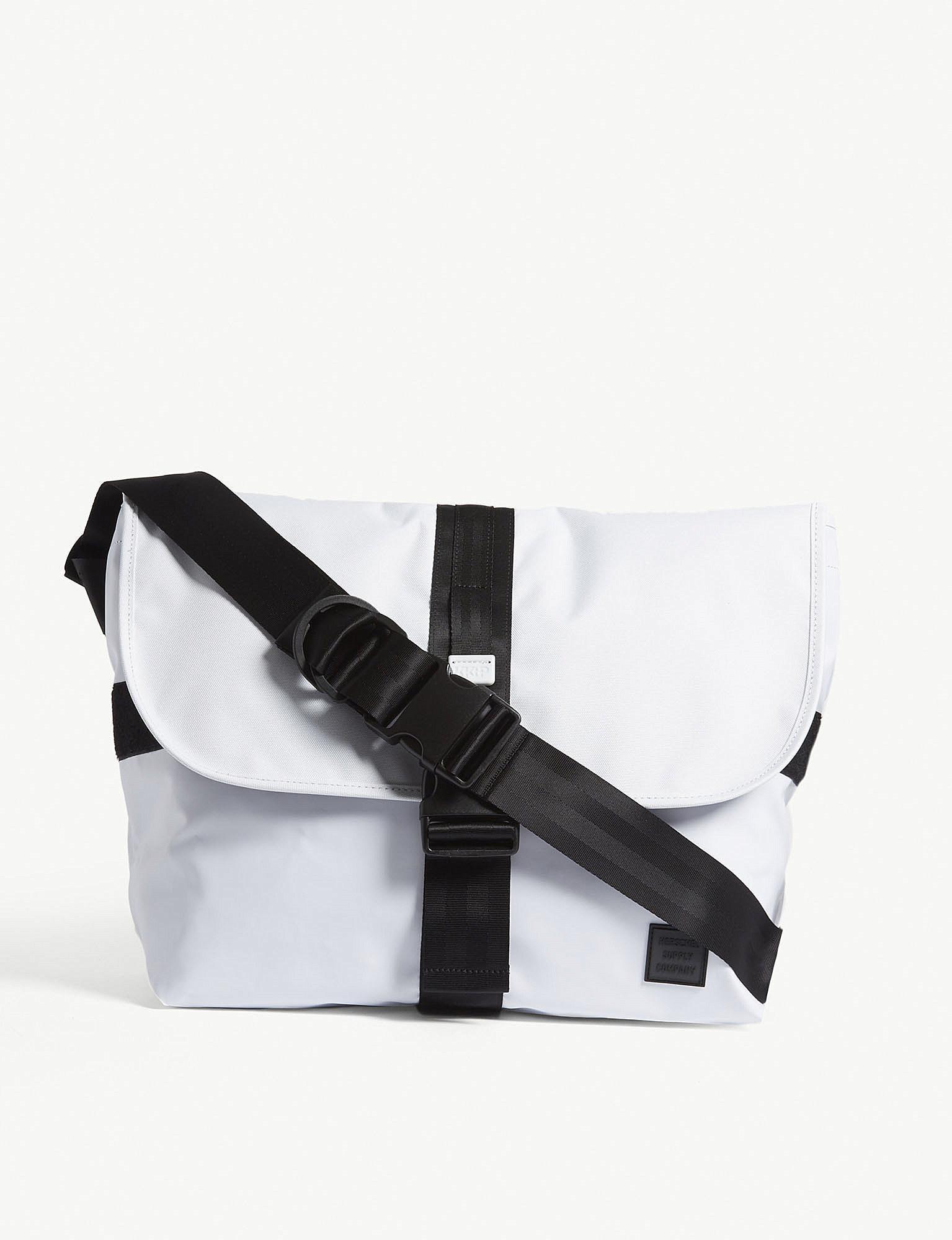 45799a20e6e2 Lyst - Herschel Supply Co. Odell Messenger Bag in Black for Men