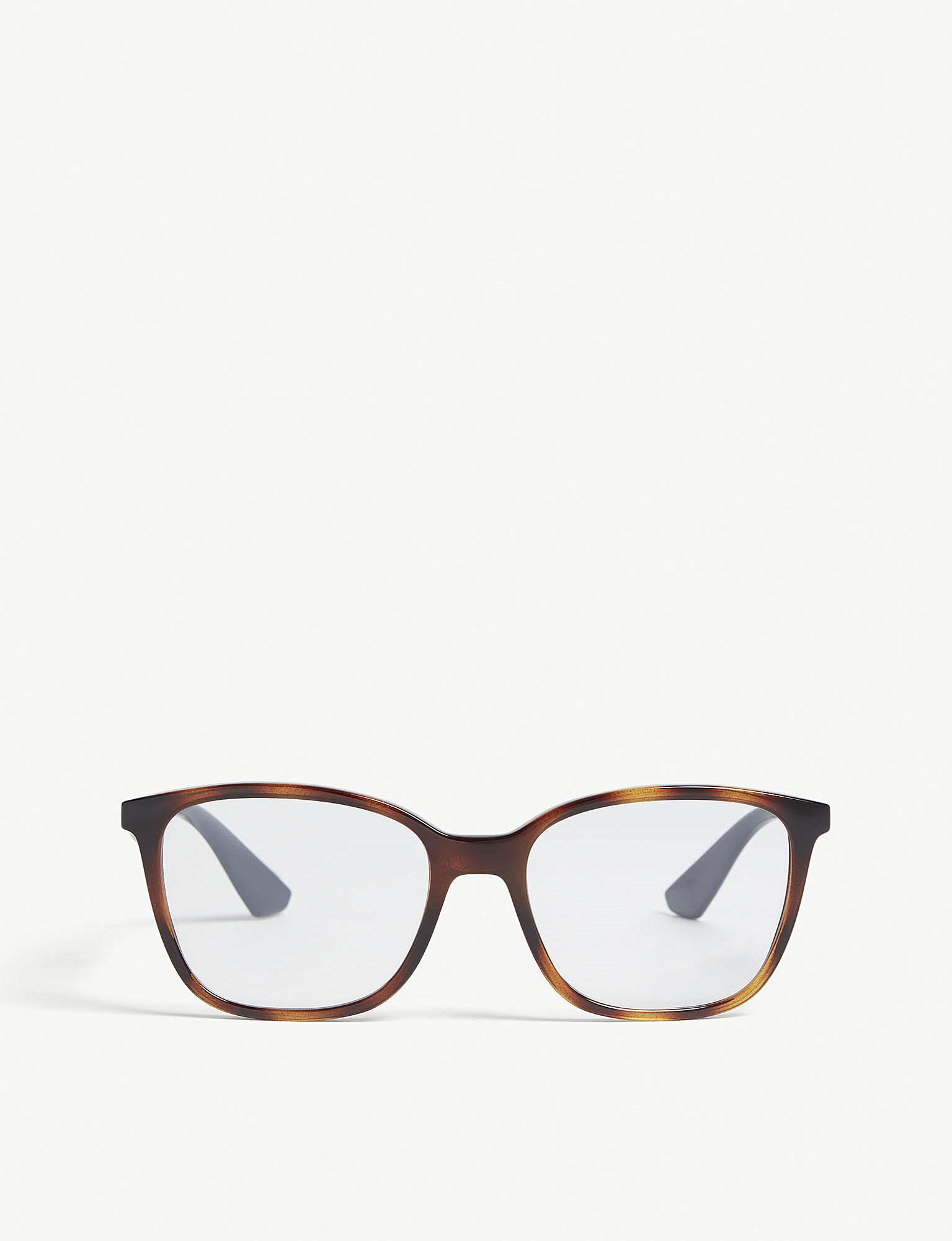 1612a77471002 Lyst - Ray-Ban Rb7066 Optical Glasses for Men