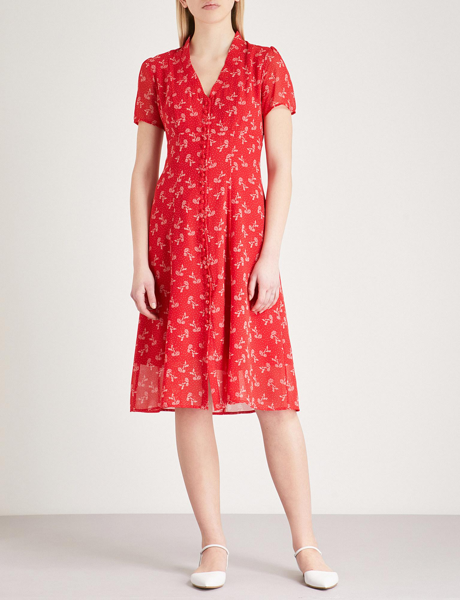 2a2b709fa0 Gallery. Previously sold at: Selfridges · Women's Floral Dresses