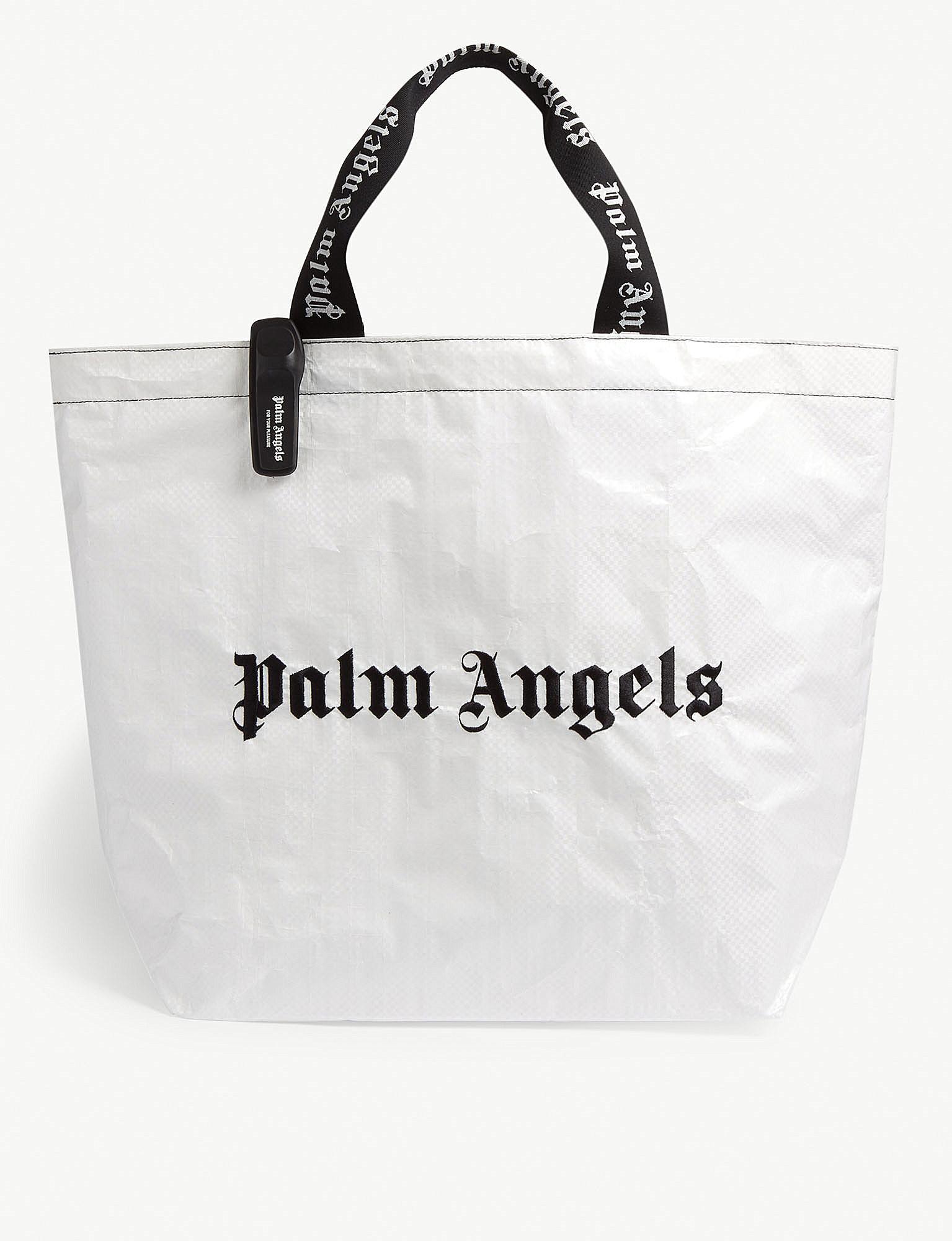 Lyst Shopper Angels Palm Logo In White rtPrqx1w