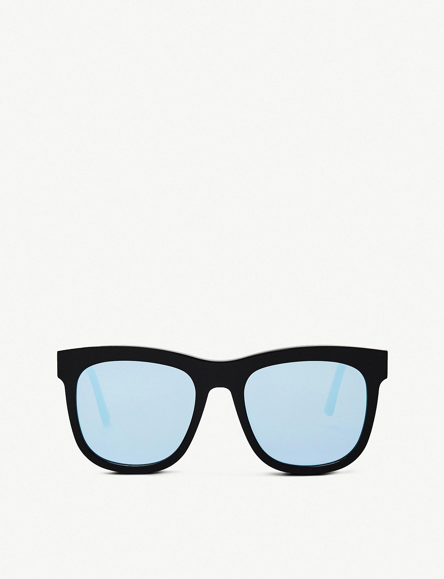 624cba02f51f Lyst - Gentle Monster Ladies Black And Blue Pulp Fiction Acetate ...