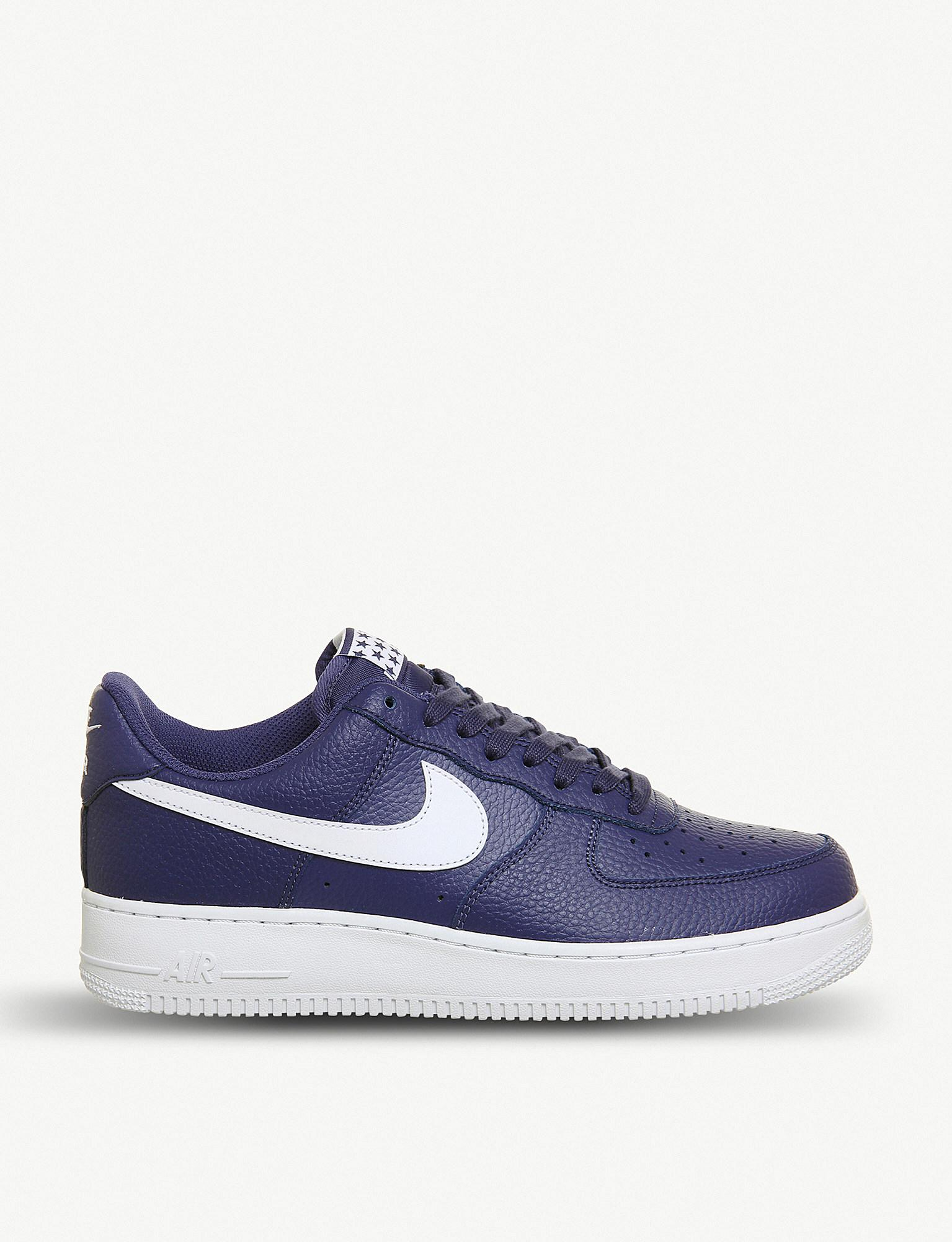 huge discount 51539 71730 Gallery. Previously sold at  Selfridges · Men s Nike Air Force
