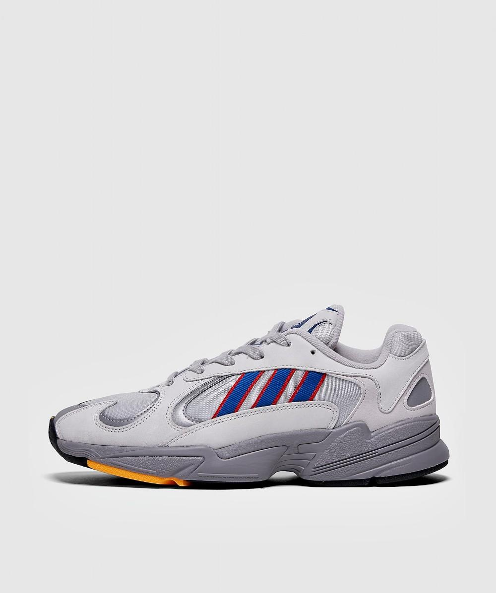 competitive price 1d871 2a398 ... huge selection of 1be33 c4257 adidas Yung-1 Console Sneaker in Gray for  Men -