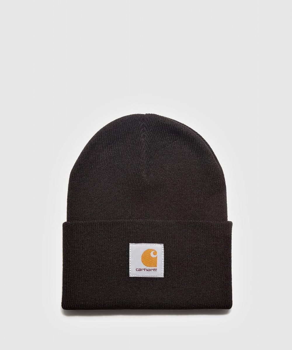 d15099e55cb Carhartt Wip Watch Hat in Black for Men - Lyst