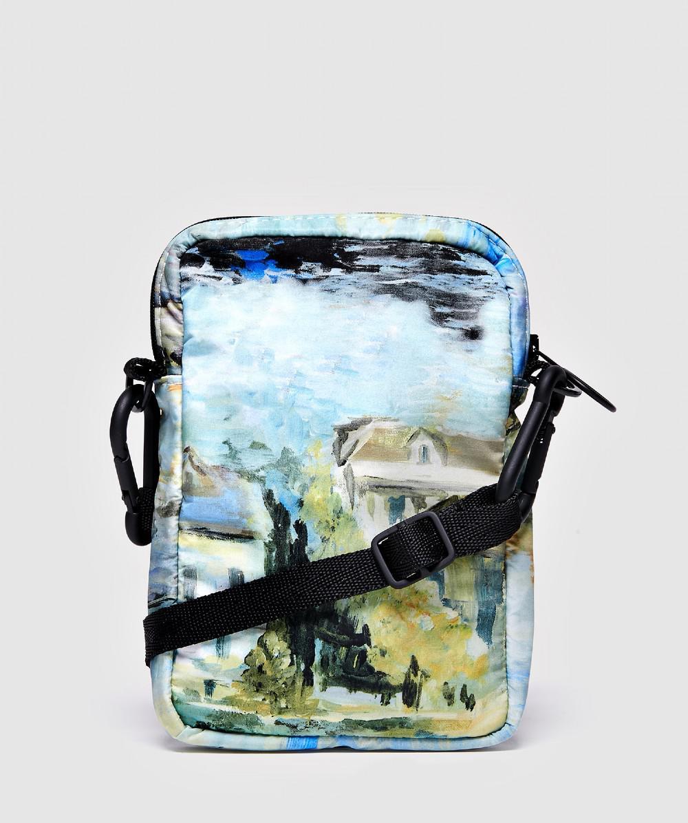 fd0d3717982 Lyst - Off-White c o Virgil Abloh Lake Hip Bag in Blue for Men