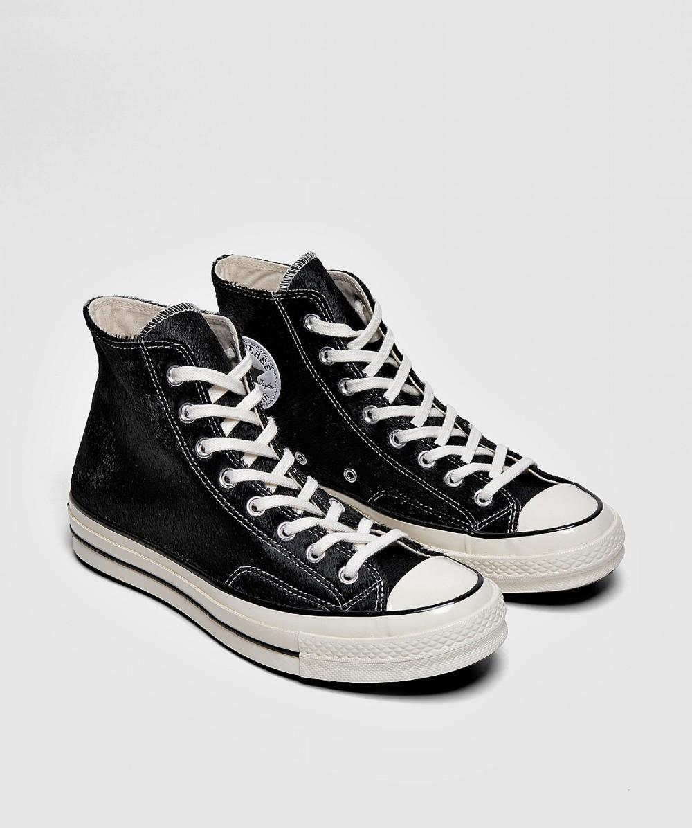 116d412447a4 Lyst - Converse Chuck Taylor All Star 70 s Pony Hair Sneaker in Black for  Men