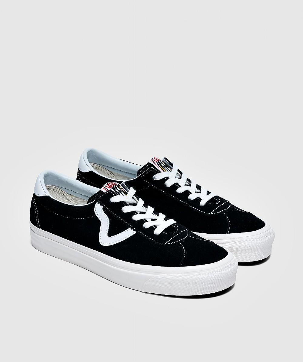 bf86df24cfca Vans Anaheim Style 73 Dx Sneaker in Black for Men - Lyst