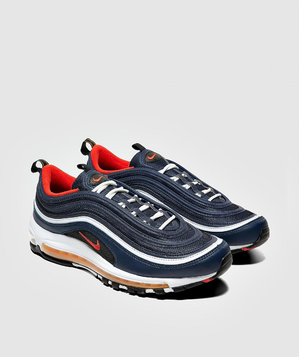 e0492aa0d0 Nike Air Max 97 Sneaker in Blue for Men - Save 7% - Lyst