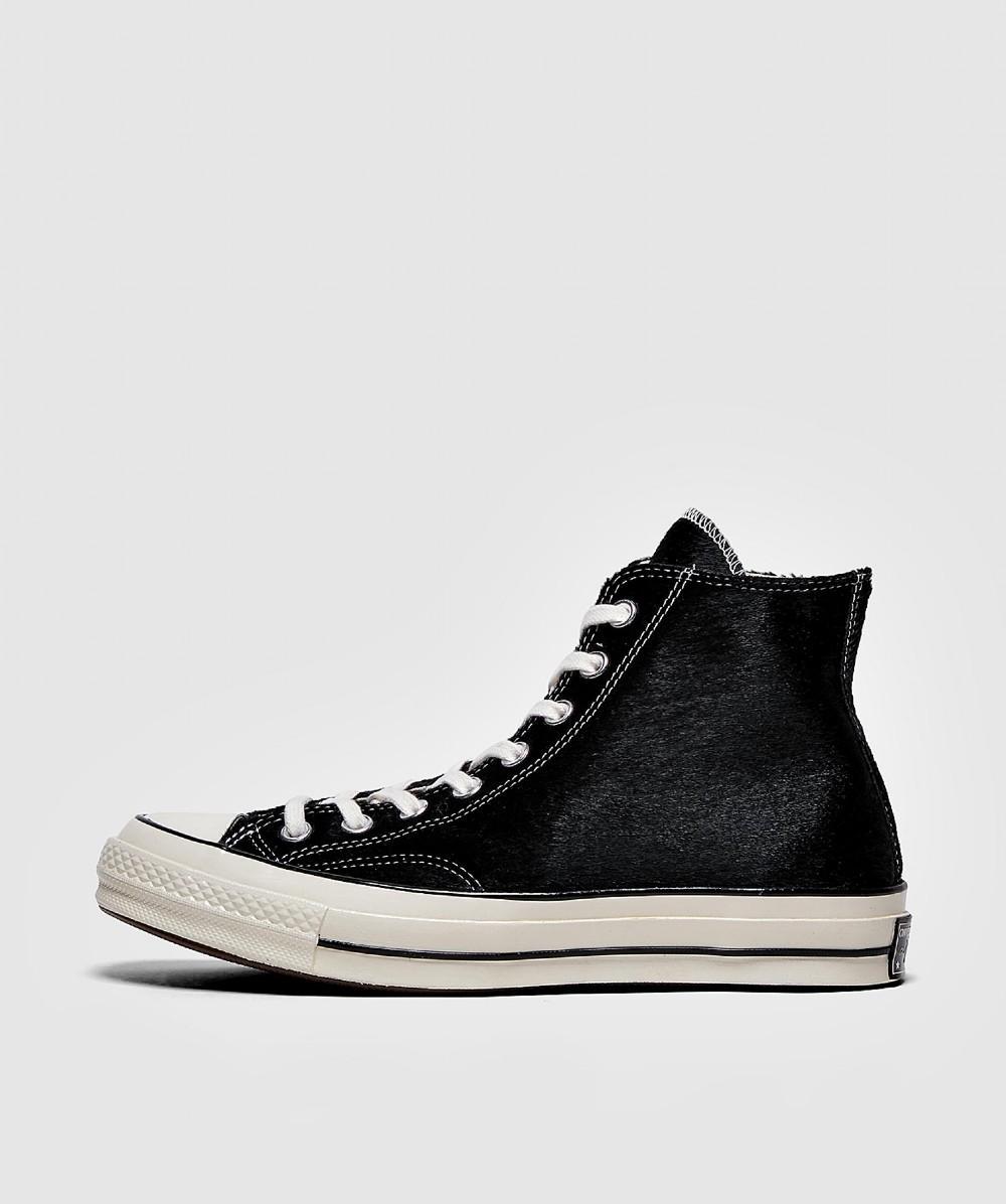 e8f298a279e9 Lyst - Converse Chuck Taylor All Star 70 s Pony Hair Sneaker in ...