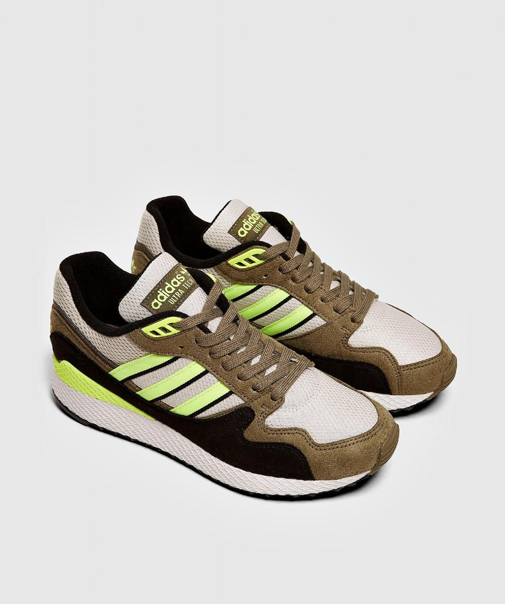 9d05bfb7a69 Lyst - adidas Originals Adidas Ultra Tech Raw White  Hi-res Yellow  Raw  Khaki in Black for Men - Save 12%
