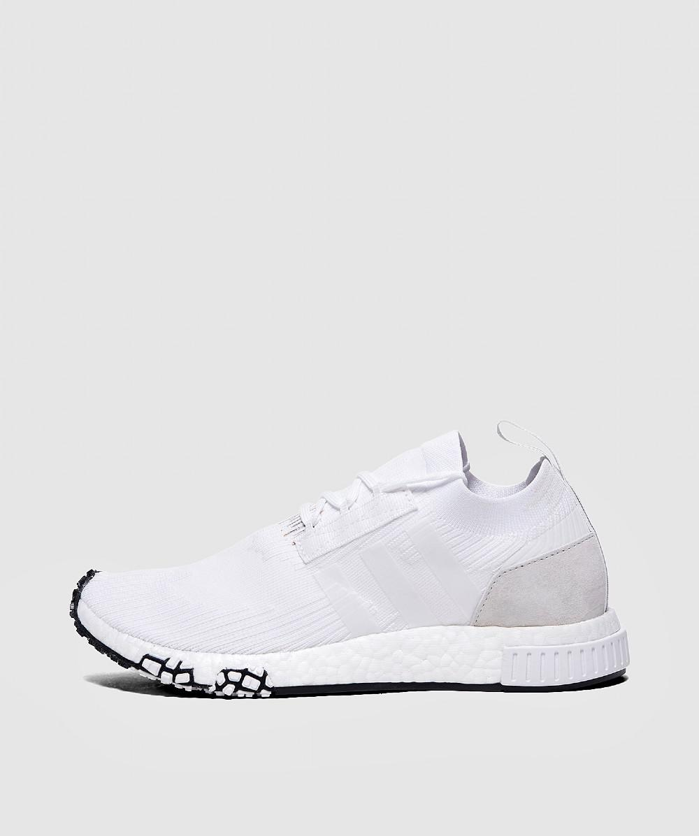 2552eb7e516bc Adidas Nmd racer Pk Sneaker in White for Men - Lyst