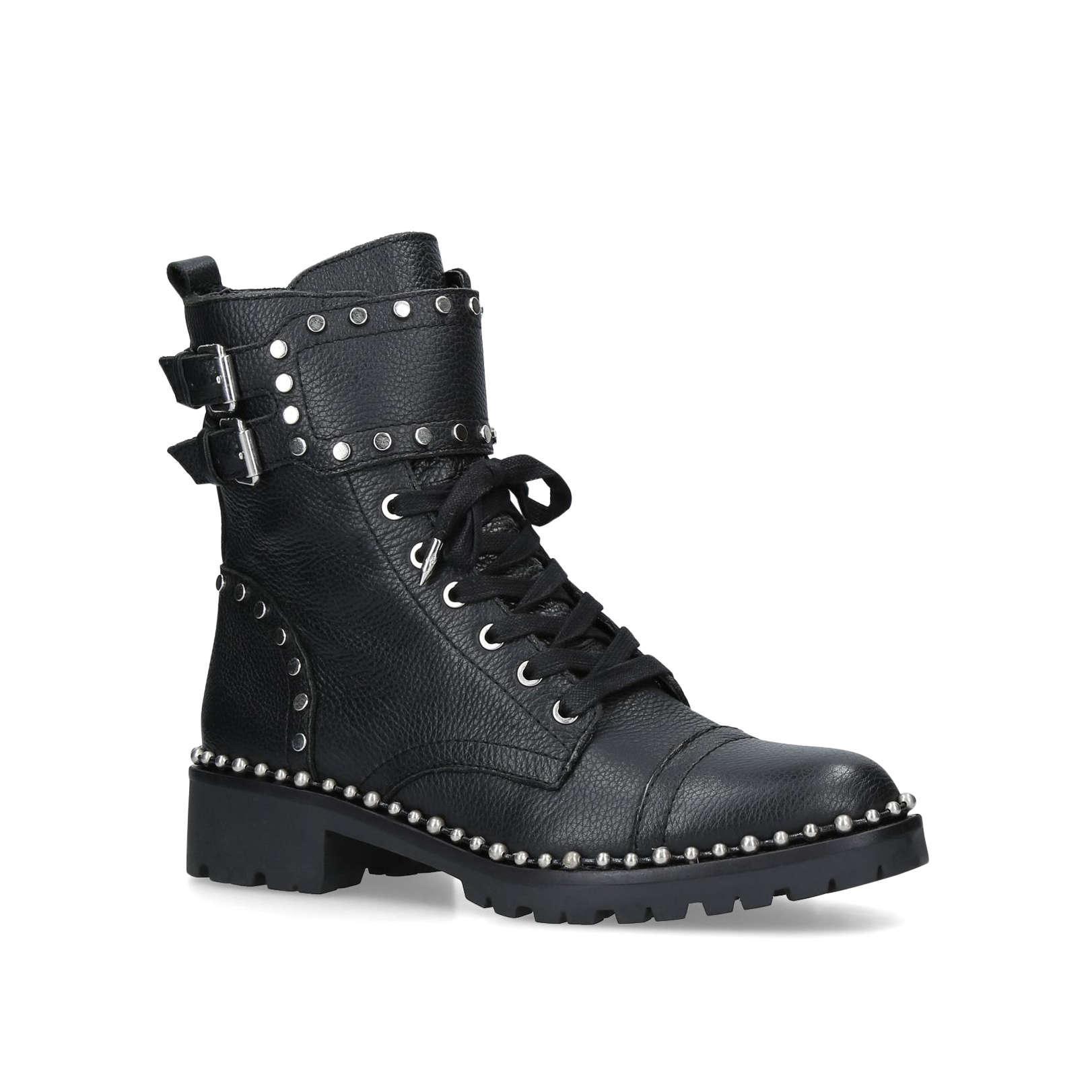 4e5820f5 Sam Edelman Jennifer Boot in Black - Lyst