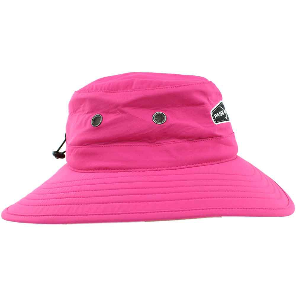 SHOEBACCA - Pink Outback Boonie Hat - Lyst. View fullscreen 1d3a5ce0915