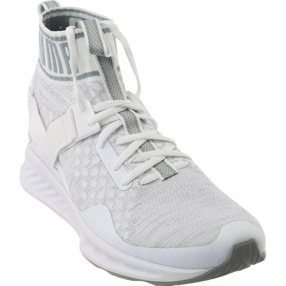 372609c0b8b Lyst - Puma Ignite Evoknit Ignite Evoknit in White for Men