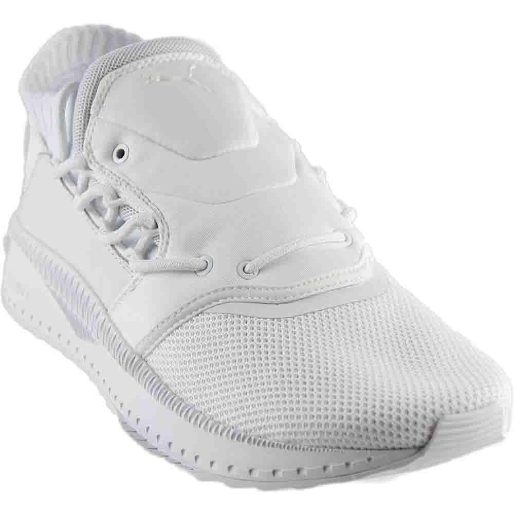 TSUGI SHINSEI EVOKNIT - Sneaker low - puma white/grey/violet puma nWmR1A