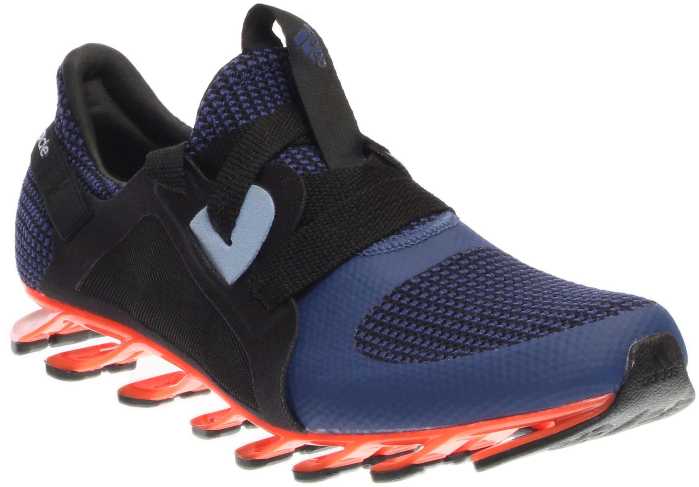 5844a5273638a6 ... order Lyst - Adidas Springblade Nanaya in Black for Men 0f7f2 7a90a ...
