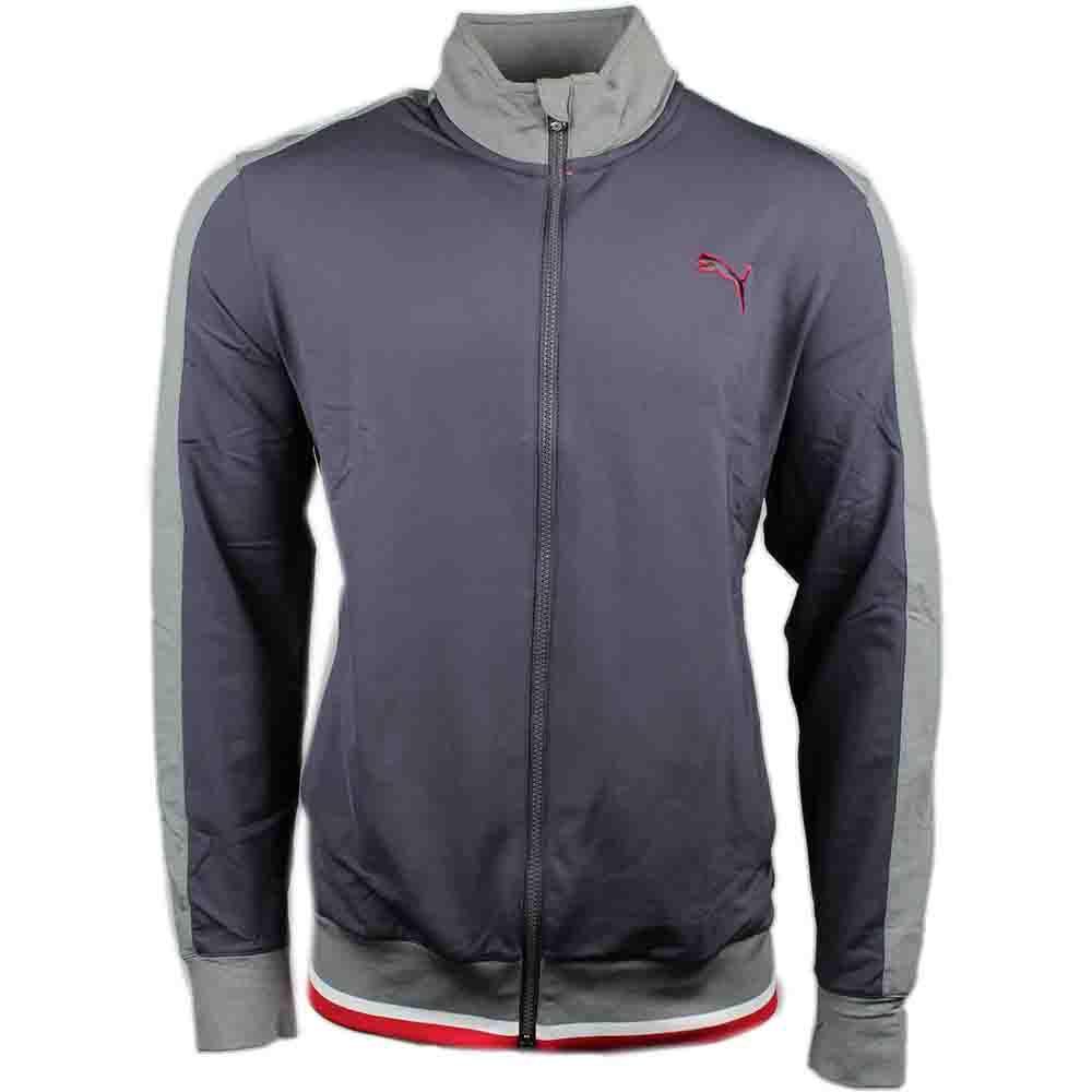 57cd9af001c3 Lyst - PUMA Pwr Warm Track Jacket in Gray for Men