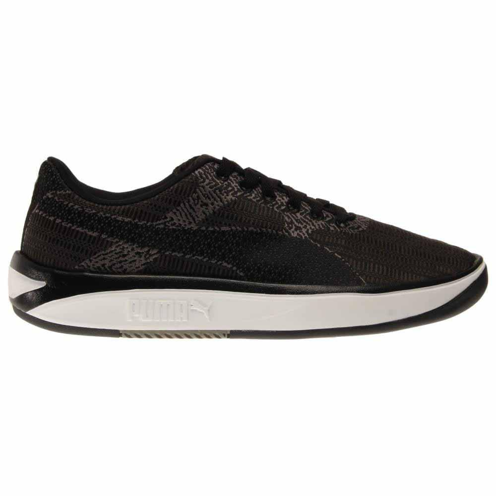 8c9f5e840ff1 PUMA - Black Gv 500 Woven Mesh for Men - Lyst. View fullscreen