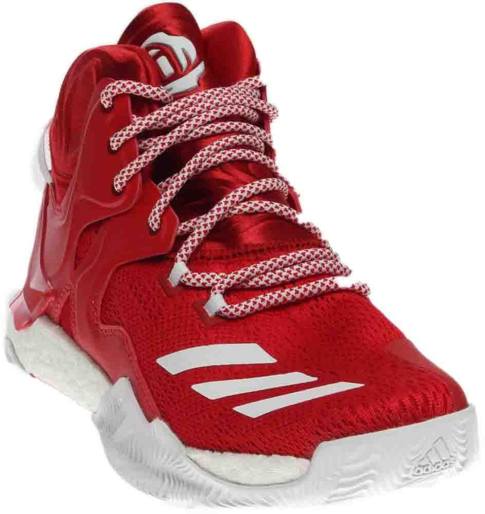 51ae7e922 Lyst - adidas Sm D Rose 7 Nba in Red for Men