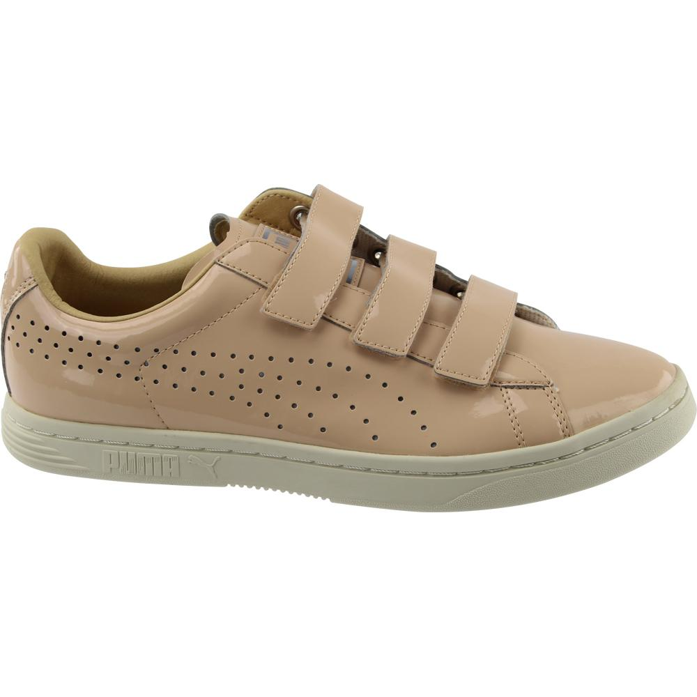 finest selection 8d888 cb501 PUMA Court Star Velcro in Natural - Lyst